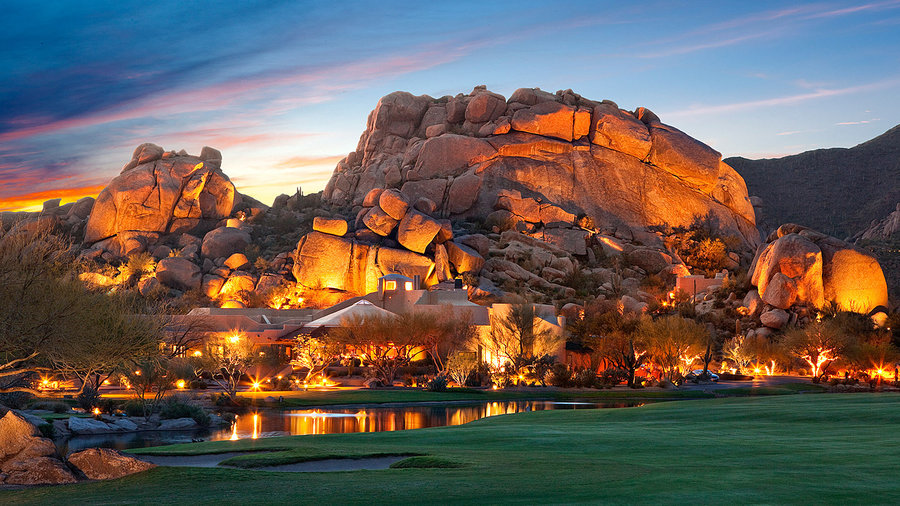 The Boulders, a Waldorf Astoria Resort in Arizona