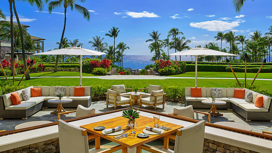 Montage Kapalua Bay in Hawaii