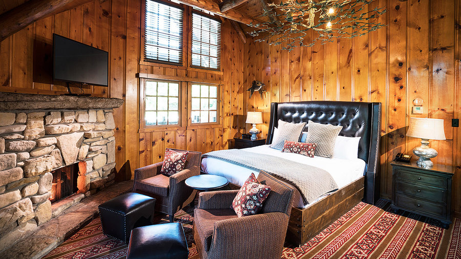 Big Cedar Lodge in Missouri