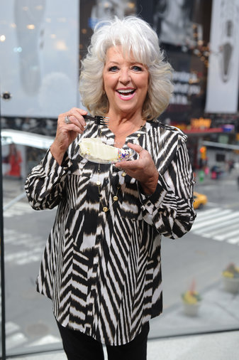 Myth #8: Paula Deen is an accurate representation of typical butter consumption.