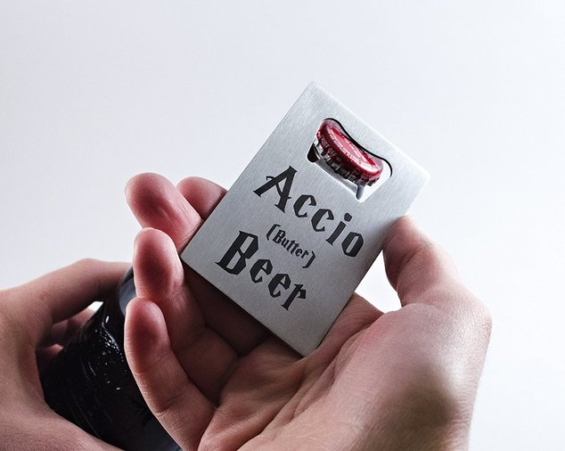 Accio Beer Bottle Opener