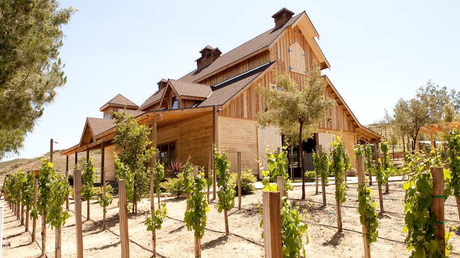 Longshadow Ranch Vineyards