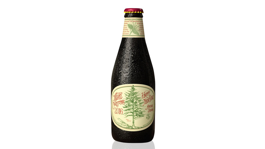 17) Anchor Christmas Ale