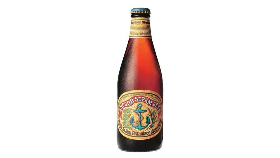 11) Anchor Steam