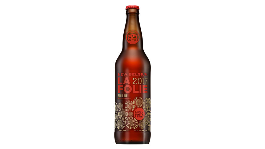 New Belgium Brewing La Folie