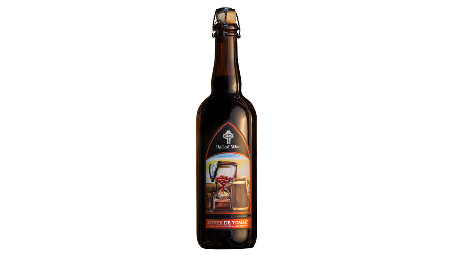 18) Pizza Port/Lost Abbey Cuvee de Tomme