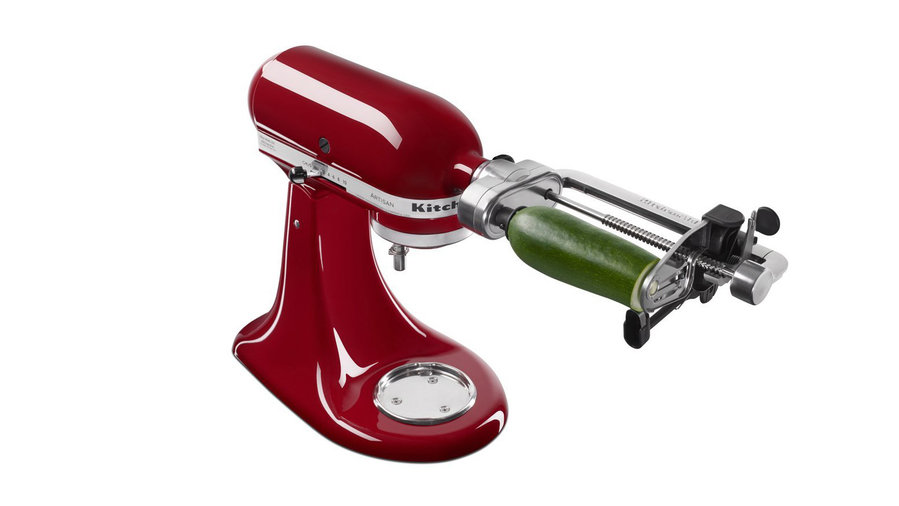 kitchenaid spiralizer attachment