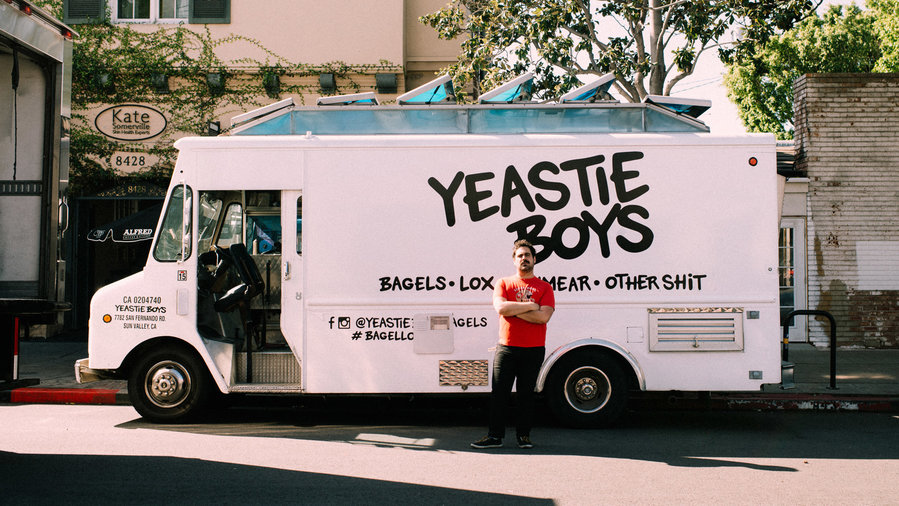 Yeastie Boys Bagels