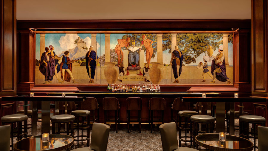 King Cole Bar, St. Regis