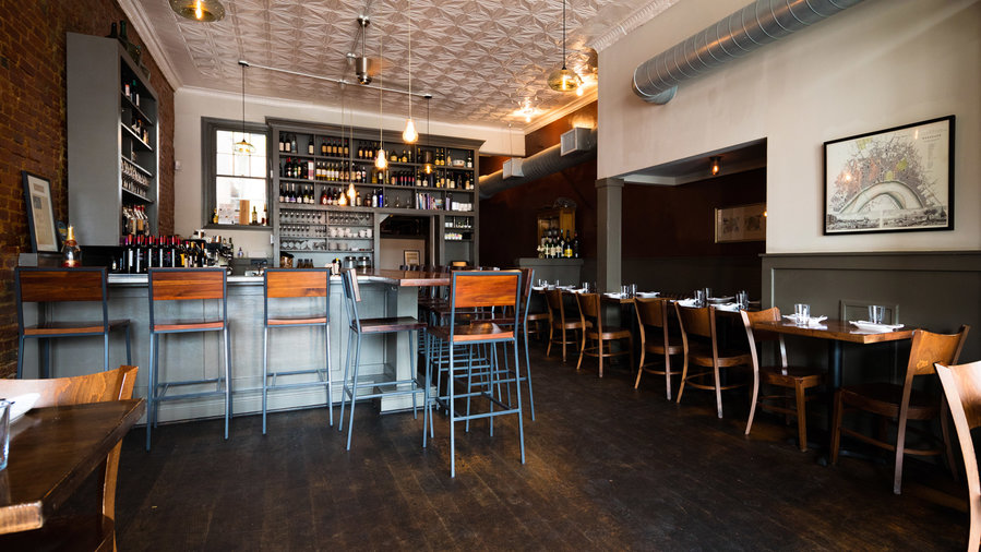 The best wine bars in the u s food wine for Cork bar top