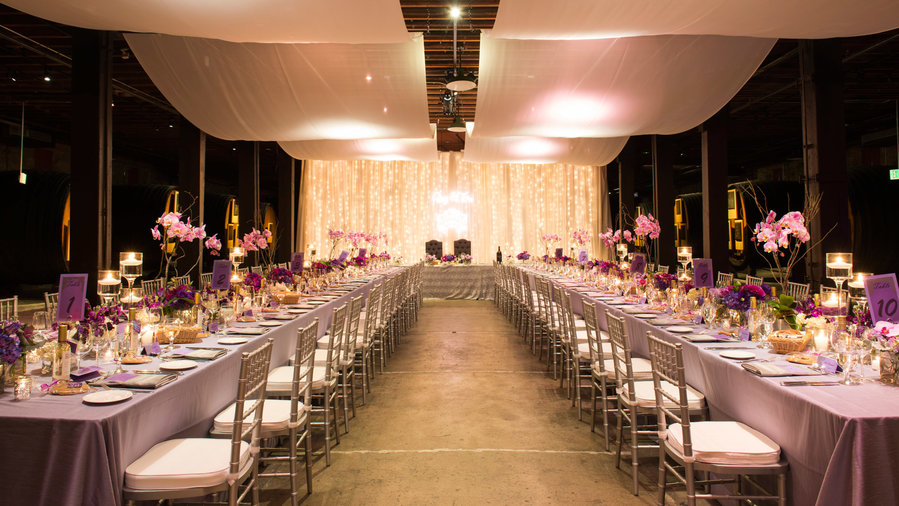 Best wedding venues in napa valley food wine for Top wedding venues in usa