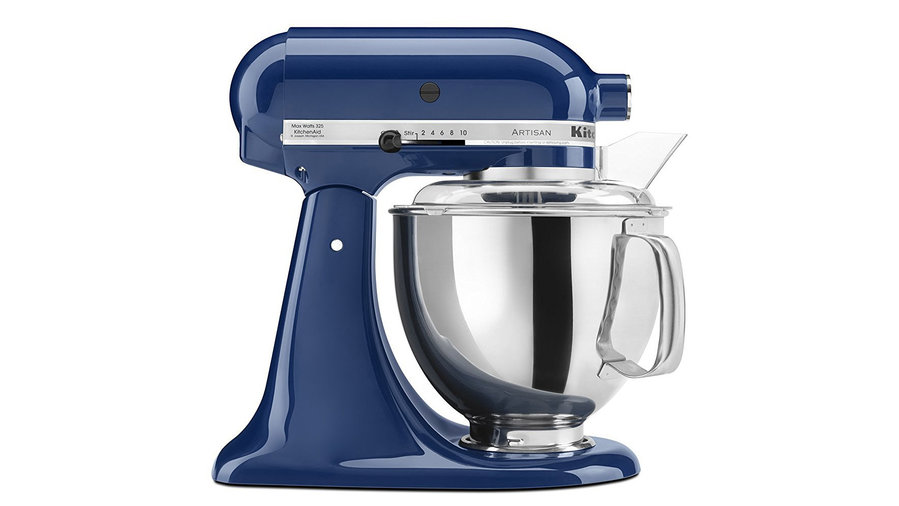 <p>KitchenAid Artisan series 5-qt. Stand Mixer</p>