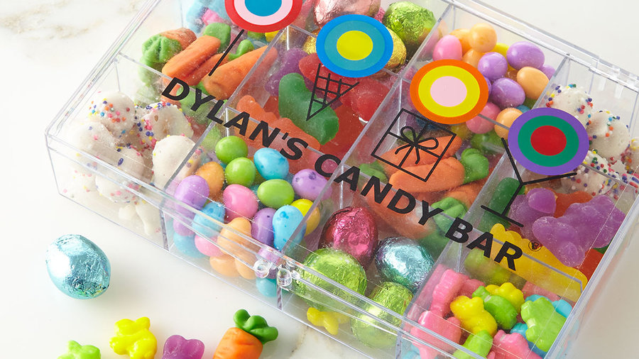 <p><b>Dylan's Candy Bar Easter Tackle Box</b></p>