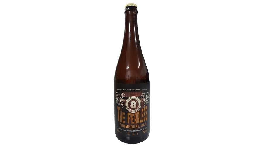 Eight Degrees The Fearless Farmhouse Ale