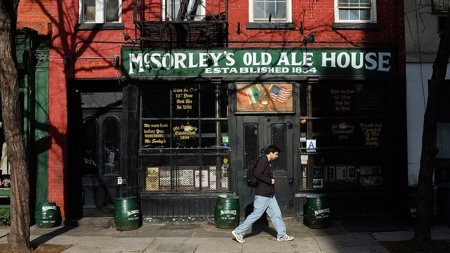 mcsorleys nyc