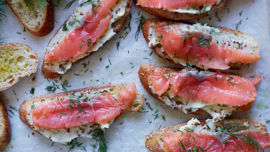 Norway Smoked Salmon