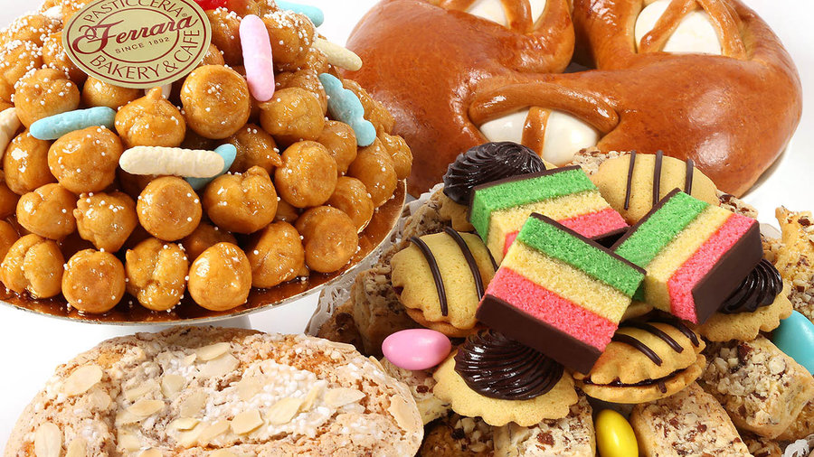 Ferrara Bakery Easter Sampler Gift Pack