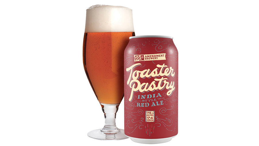 Toaster Pastry (21st Amendment)