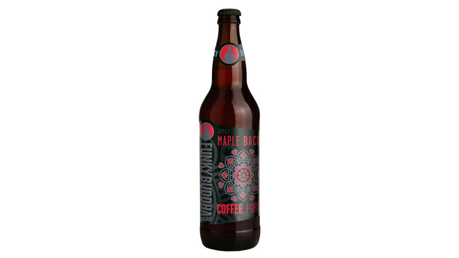 Maple Bacon Coffee Porter (Funky Buddha)