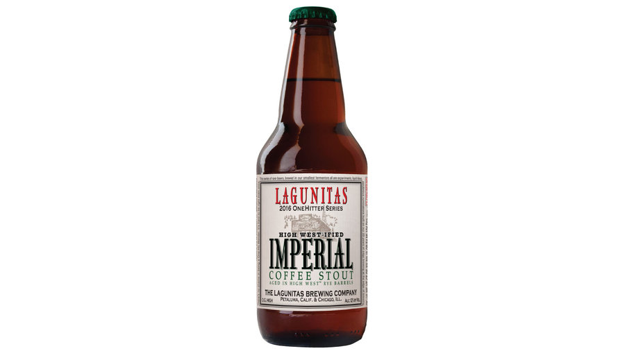 High West-ified Imperial Coffee Stout (Lagunitas)