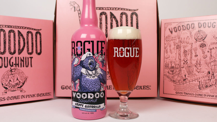 Rogue Ales Grape Guerrilla