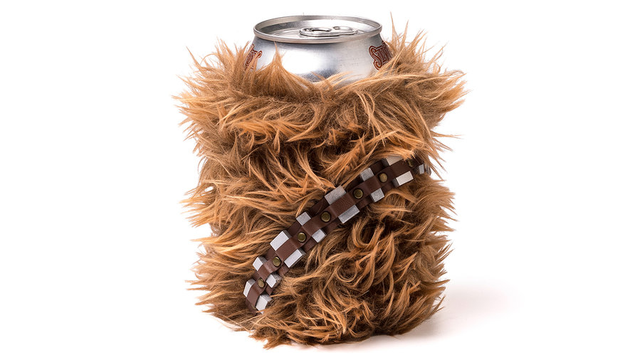 Chewbacca Can Cooler