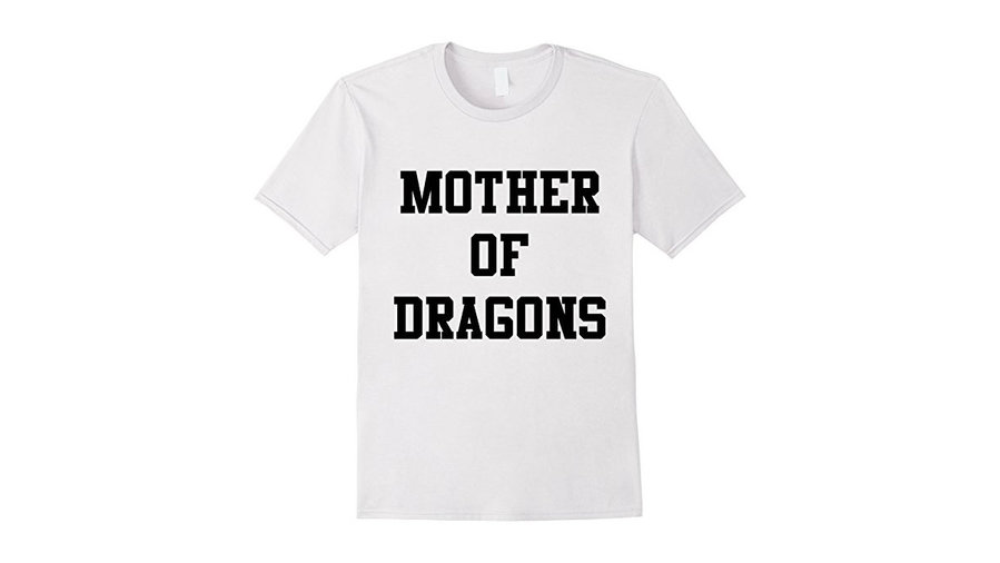Shirtoopia Mother of Dragons T-Shirt