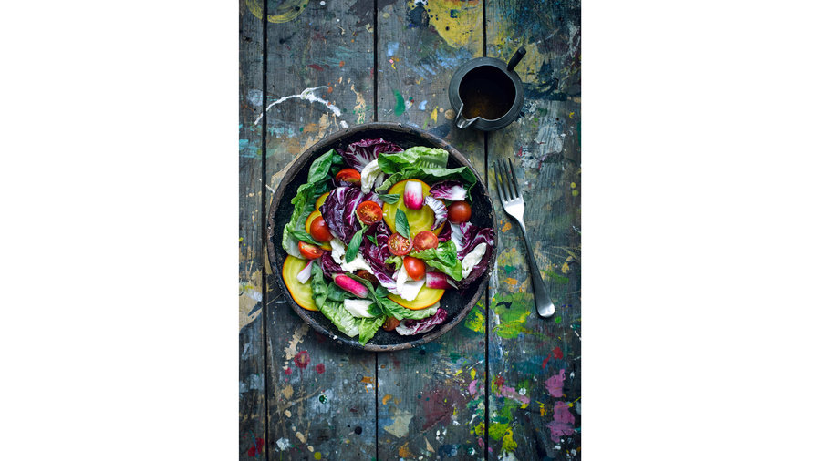 Darren Eastwood-Hickson, Marks & Spencer Food Portraiture