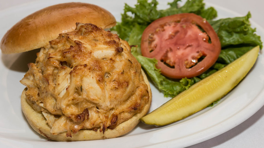 Best Seafood Crab Cake Maryland