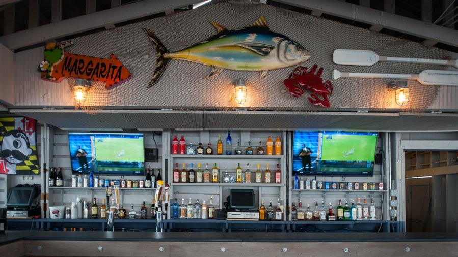 The Dockbar at The Boathouse