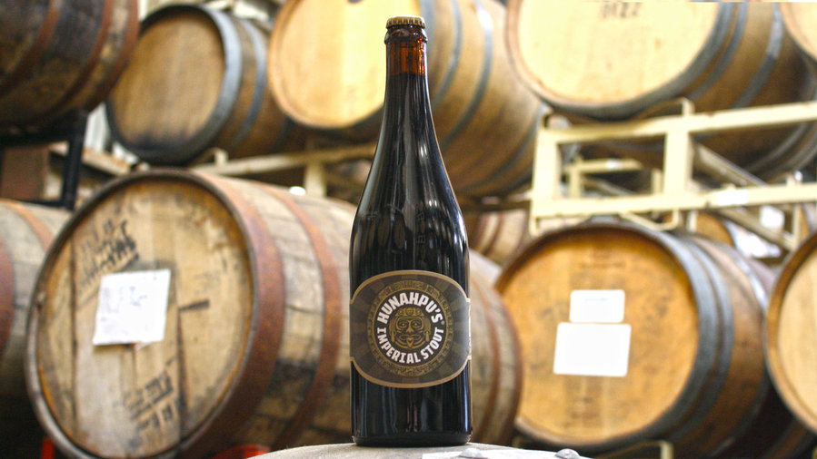 Cigar City Hunahpu's Imperial Stout Beer