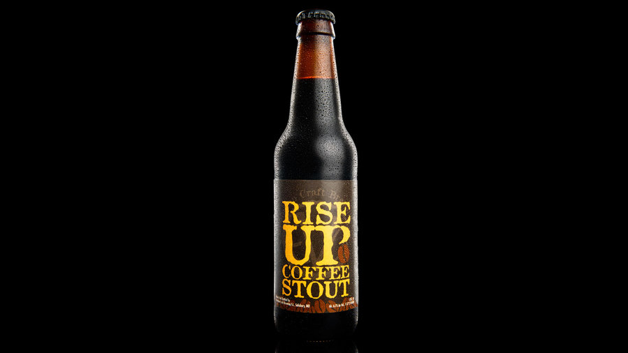 Evolution Rise Up Stout