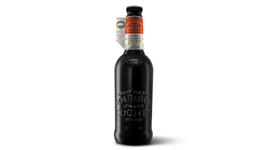 Goose Island Bourbon County Brand Coffee Stout