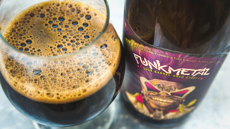 Jester King Funk Metal Stout