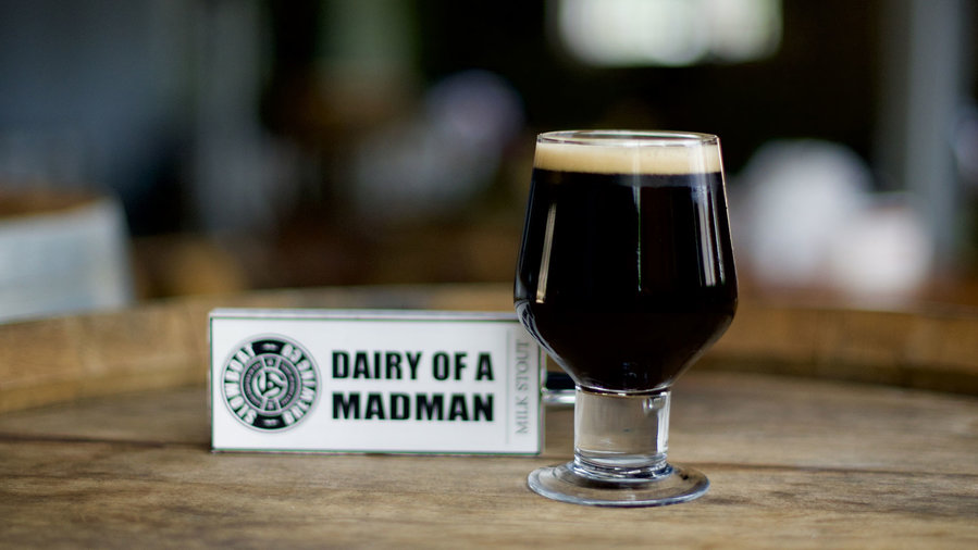 Slowboat Dairy of a Madman Stout