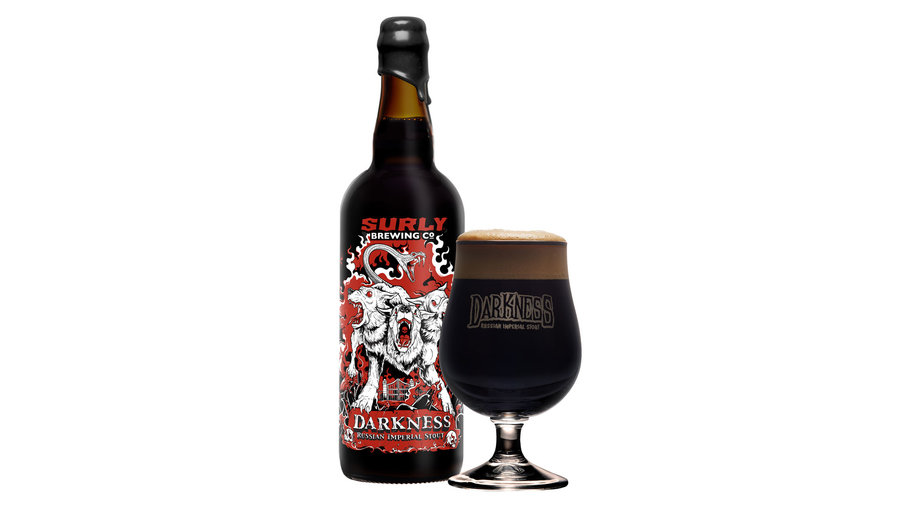 Surly Darkness Stout Beer