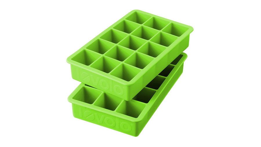Silicone Ice Cube Molds