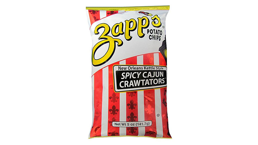 Zapp's Spicy Cajun Crawtators