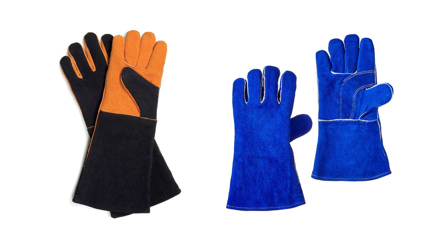 Suede Grill Gloves