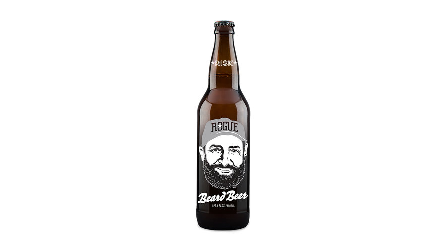 Beard Beer by Rouge Ales