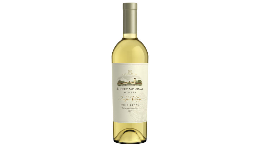 Robert Mondavi Winery Napa Valley Fumé Blanc ($16)