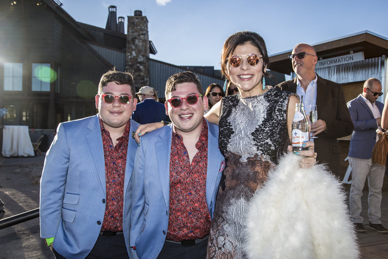 The Best Social Moments From the Food & Wine Classic in Aspen