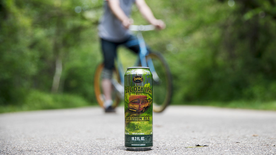 All-Day IPA by Founders Brewing Co.
