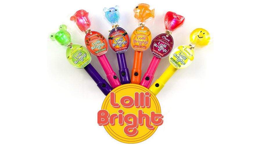 led light lollipops from amazon