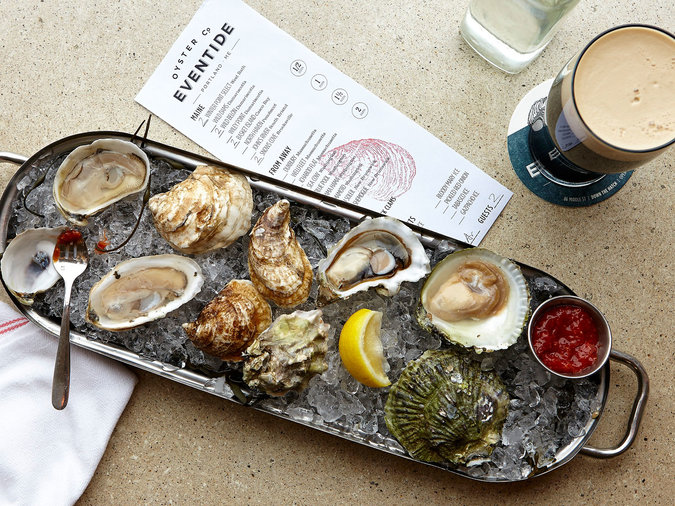 Portland, ME: Seafood Lover's Paradise