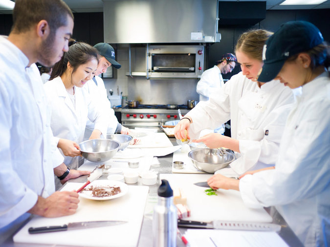 Learn to be a food writer at NYU