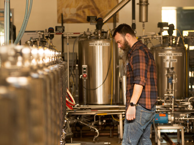 Learn to brew beer at UC Davis