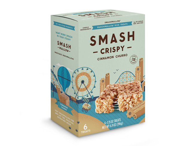 smash crispy dorm treats