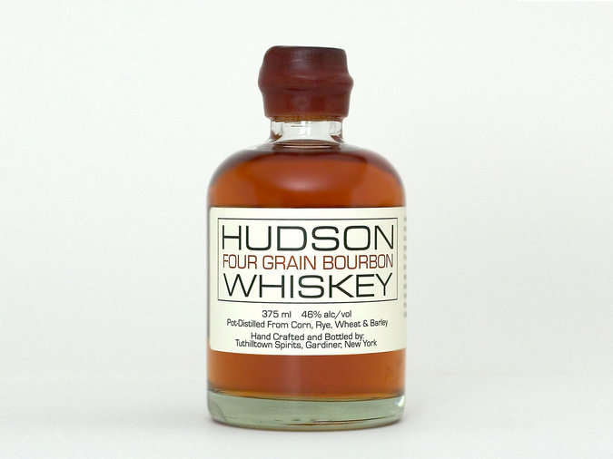 Four Grain Bourbon by Hudson Whiskey
