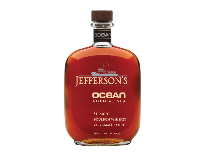 Aged At Sea Bourbon by Jefferson's Ocean